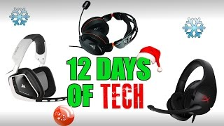 Download The Best Gaming Headsets | 12 Days of Tech Video