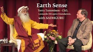Download Earth Sense: CEO, Leonardo DiCaprio Foundation, Terry Tamminen with Sadhguru Video