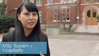 Download Graduate programs: MSc Tourism and Hospitality Video