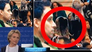 Download SCARY as HELL? Demonic Alien Grim Reaper At Hillary's Press Conference! UFO Video HD! 11/15/2016 Video