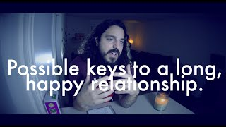 Download Possible keys to a long, happy relationship. (by @mikefalzone) Video