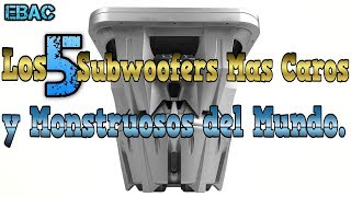 Massive Subwoofer, Massive Ported Box (Build) Rockford Fosgate Power