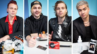 Download 10 Things 5 Seconds of Summer Can't Live Without | GQ Video
