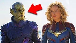 Download ¡BOMBA! Mira quién aparecerá en Capitana Marvel y por fin conocemos Video