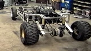 Download Homemade Go Kart The Build P1 Video