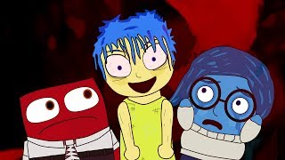 Download OUTSIDE IN 2 (Inside Out HORROR Parody) Video