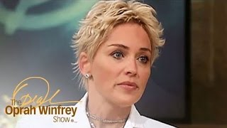 Download Sharon Stone on Her Near-Death Experience: ″I Felt Peaceful″ | The Oprah Winfrey Show | OWN Video