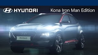 Download Meet the Kona Iron Man Special Edition | Hyundai Video