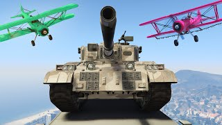 Download STEAL THE TANK OR DIE! (GTA 5 Funny Moments) Video