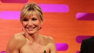 Download Graham chats with Cameron Diaz about 'rumours' - The Graham Norton Show - BBC One Video