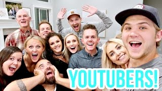 Download EPIC YOUTUBER HOUSE PARTY & MANNEQUIN CHALLENGE! Video