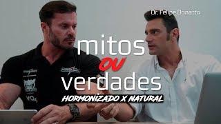 Download QUANTIDADE DE PROTEÍNAS: NATURAIS VS. HORMONIZADOS | MITOS OU VERDADES Video