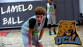 Download LaMelo Ball Summer 16 Mixtape | 15 Year Old Ball Brother Has Unlimited Range Video