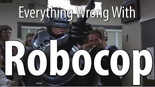 Download Everything Wrong With Robocop In 7 Minutes Or Less Video