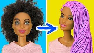 Download 12 лайфхаков для куклы Барби Video