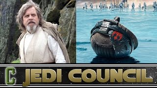 Download Will There Be An Episode 8 Trailer Before Rogue One? - Collider Jedi Council Video