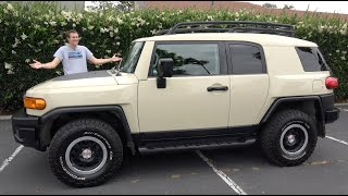 Download Here's Why the Toyota FJ Cruiser Should Come Back Video