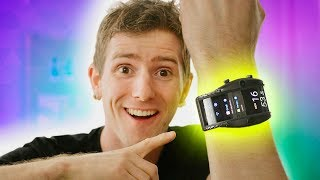 Download The WORST Product I've ever LOVED - Nubia Alpha Wrist-phone Video
