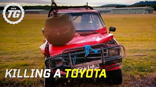 Download Killing a Toyota Part 1 | Top Gear | BBC Video