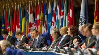 Download Joint North Atlantic Council / NATO Parliamentiary Assembly meeting - Q&A session Video