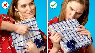 Download 8 Christmas Pranks! Mean Gift Wrapping Ideas and Funny Pranks Video