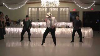Download Smooth Criminal: Jeff Loehrke Wedding Dance Video