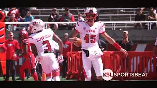 Download Highlights: Utah football 2018 spring game Video