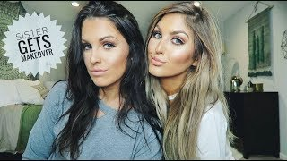 Download LOOK ALIKE x 2- Sister Gets Makeover! | Paige Danielle Video