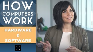 Download How Computers Work: Hardware and Software Video
