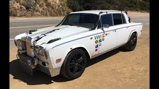 Download Turbocharged, Manual 1978 ″Trolls Royce″ Silver Shadow II - One Take Video