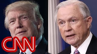 Download Trump: I'm disappointed in Jeff Sessions Video