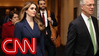 Download Journalist details Hope Hicks' time at the White House Video