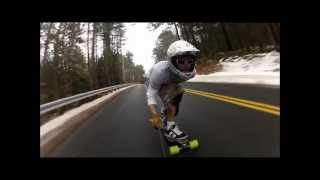 Download Landyachtz Evo: Comming down the Mountain Video