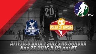 Download Atletico Baja vs Soles de Sonora Video