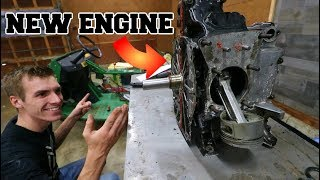 Download NEW GATOR ENGINE BUILD (part 1) Video