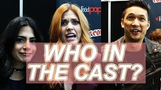 Download GET TO KNOW THE SHADOWHUNTERS CAST Video