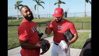 Download 2018 Wilson Glove Day: Washington Nationals Video