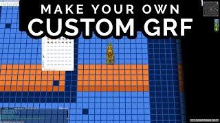 Download How to make Custom GRF Graymap Gutterlines Tiles Video