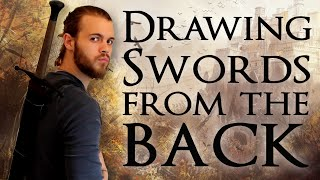 Download Drawing Sword From The Back - Is It Possible? Video