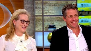 Download Meryl Streep and Hugh Grant talk ″Florence Foster Jenkins″ and politics Video