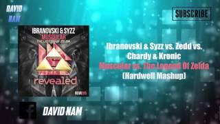 Download Muscular vs. The Legend Of Zelda (Hardwell UMF Europe Mashup) [David Nam Remake] Video