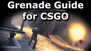 Download CS GO Grenade Tutorial Video