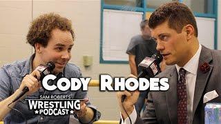 Download Cody Rhodes - Leaving WWE, Stardust Ideas, Dusty Stories, etc Video