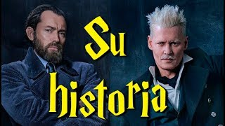 Download La historia de Dumbledore y Grindelwald + SORTEO Video