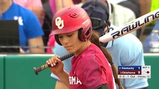 Download #21 Kentucky vs. #3 Oklahoma (Feb.14) | NCAA Softball 2019 Video