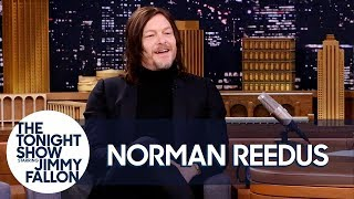 Download Norman Reedus' Walking Dead Co-Star Andrew Lincoln Punches Everyone in the Face Video