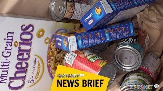 Download Food bank fundraiser success Video