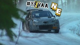 Download Toyota Yaris WRC 2017 | Jari-Matti Latvala | 21.12.2016 Finland Video