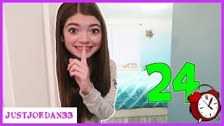Download 24 Hours Overnight In My Sisters Room / JustJordan33 Video
