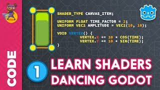 Godot Engine: Toon Cloud (Fragment Shader) Free Download